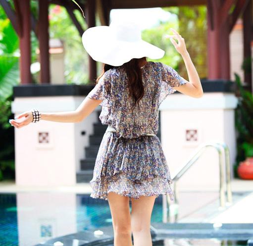 Váy xinh cho Tết thêm ngọt ngào - 4