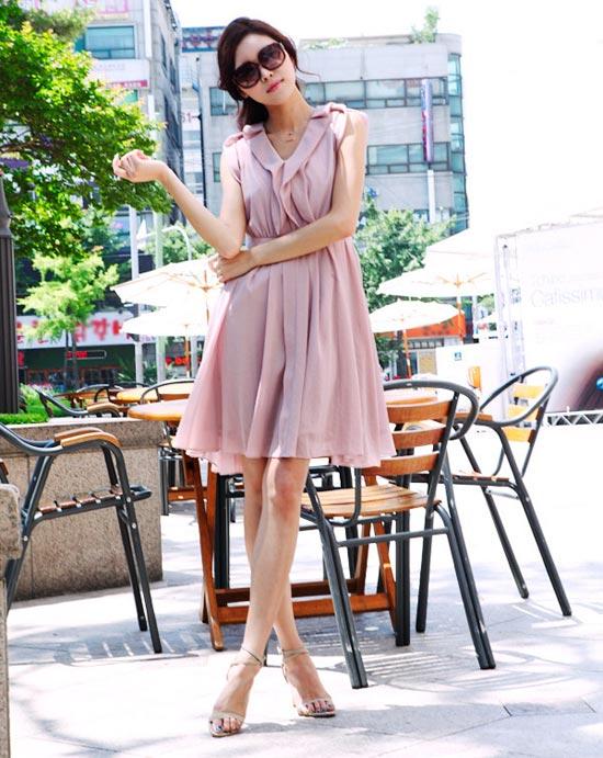 Váy xinh cho Tết thêm ngọt ngào - 12
