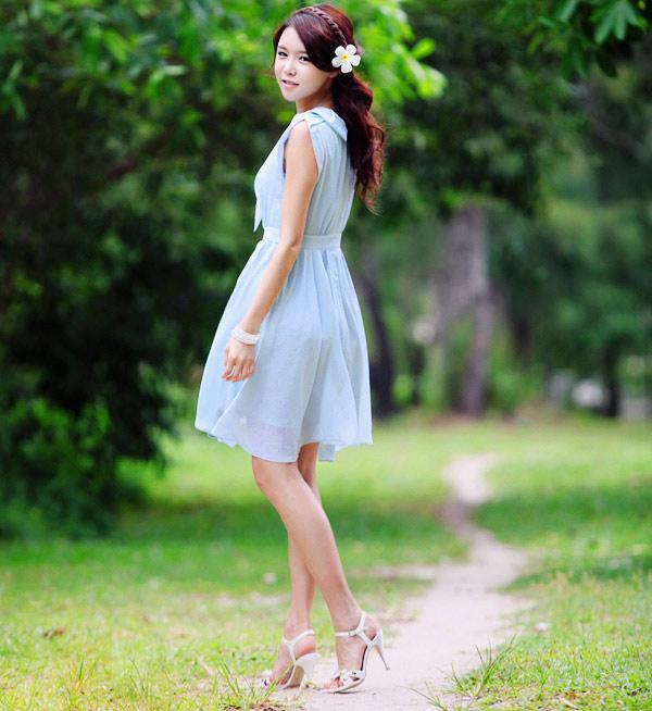 Váy xinh cho Tết thêm ngọt ngào - 18