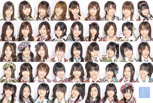 Nhóm nhạc teen Nhật Bản gây sốc với áo xuyên thấu - 2