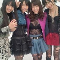 Nhóm nhạc teen Nhật Bản gây sốc với áo xuyên thấu