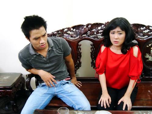 Danh hài Thanh Nam đắt sô phim Tết - 7