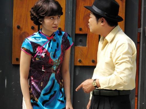 Danh hài Thanh Nam đắt sô phim Tết - 8