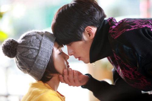 """Tình yêu """"nhọ nhem"""": Xu hướng mới phim Hàn? - 2"""