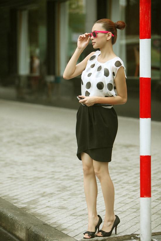 Ngô Thanh Vân - phong cách U30 đón Tết - 7