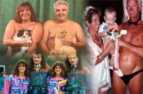 Những bức ảnh gia đình ngộ nghĩnh nhất - 1