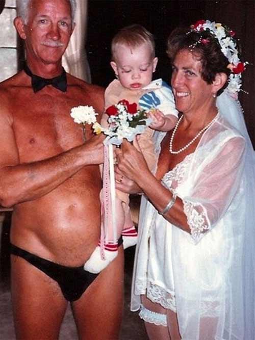 Những bức ảnh gia đình ngộ nghĩnh nhất - 3