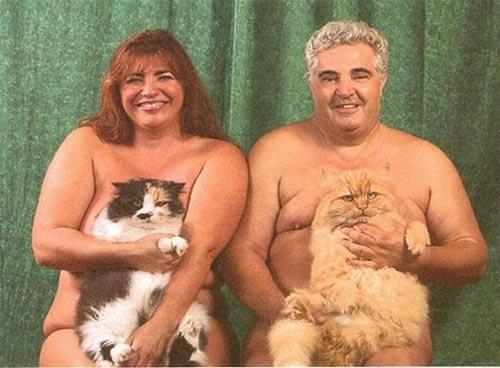Những bức ảnh gia đình ngộ nghĩnh nhất - 5