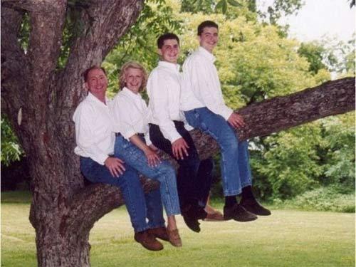 Những bức ảnh gia đình ngộ nghĩnh nhất - 11