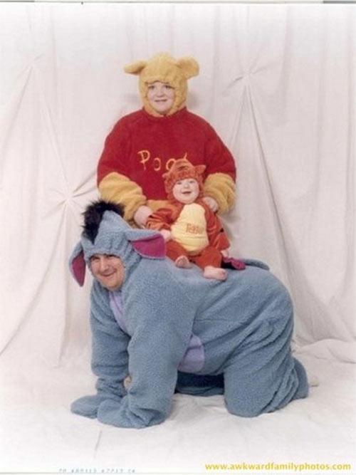 Những bức ảnh gia đình ngộ nghĩnh nhất - 13