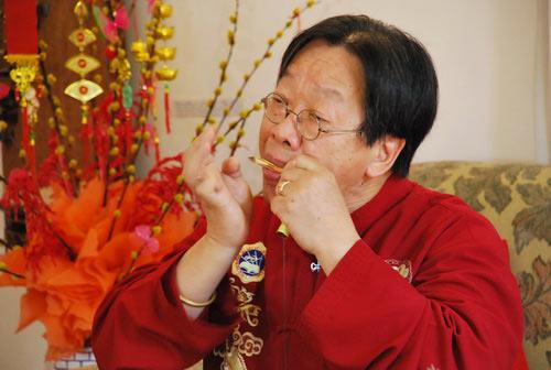 """""""Vua muỗng"""" Trần Quang Hải - 11"""