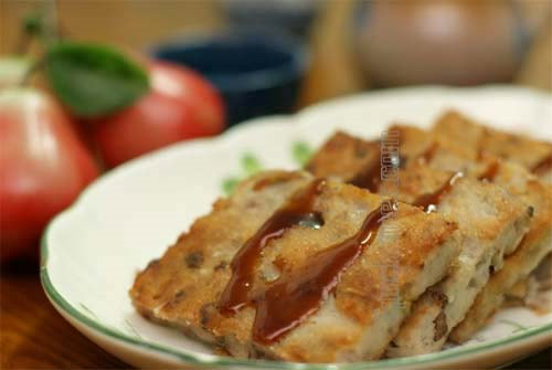Nếm thử bánh khoai môn của người Hoa - 10
