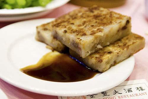 Nếm thử bánh khoai môn của người Hoa - 9