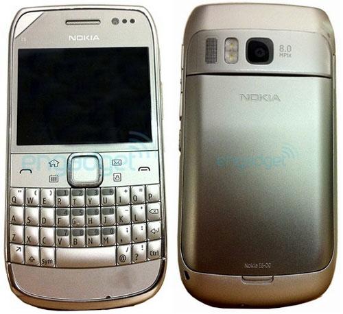 Công bố giá Nokia E7, lộ Nokia E6 - 2