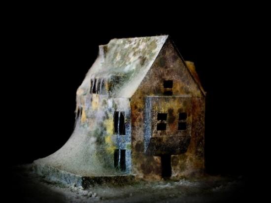 Những ngôi nhà hoang... rởm - 3