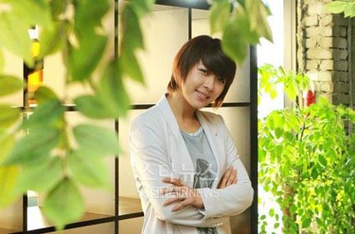Ha Ji Won trở thành vận động viên bóng bàn - 1