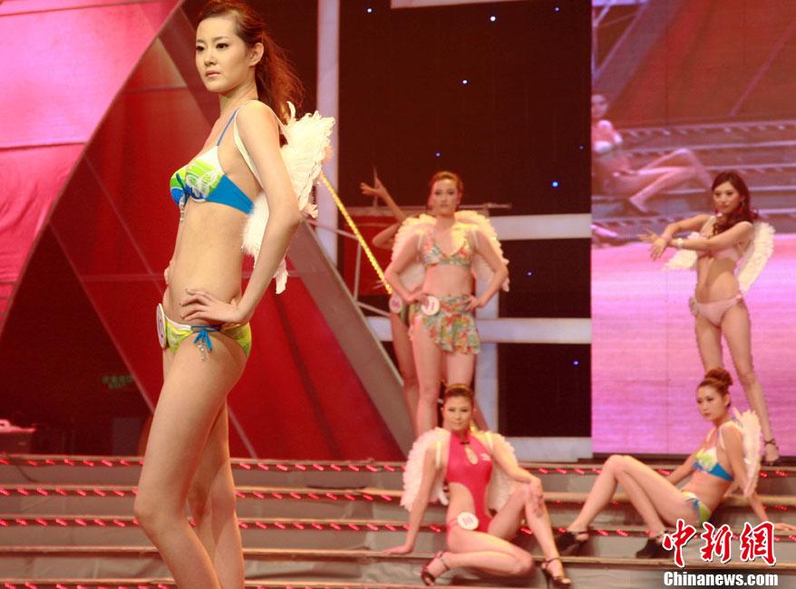 Tân siêu mẫu Trung Quốc bị tung ảnh nude - 9