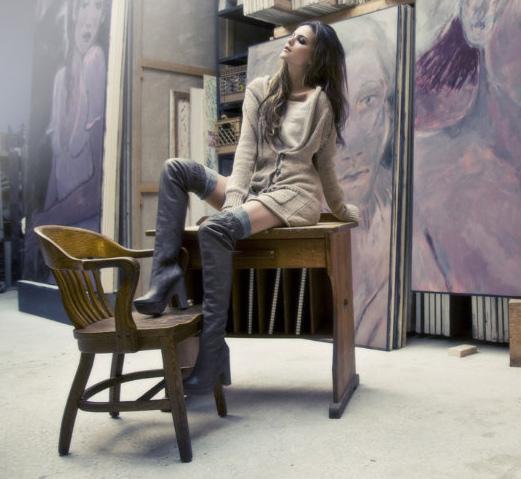 8 cách mix áo len phóng túng và cá tính - 5