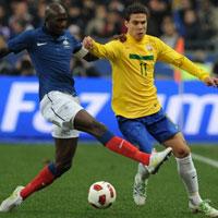 Video Pháp – Brazil: Hấp dẫn