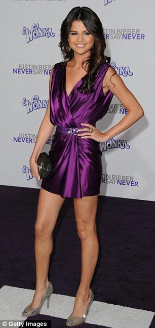 Justin Bieber và Selena Gomez: Tình trong như đã - 2