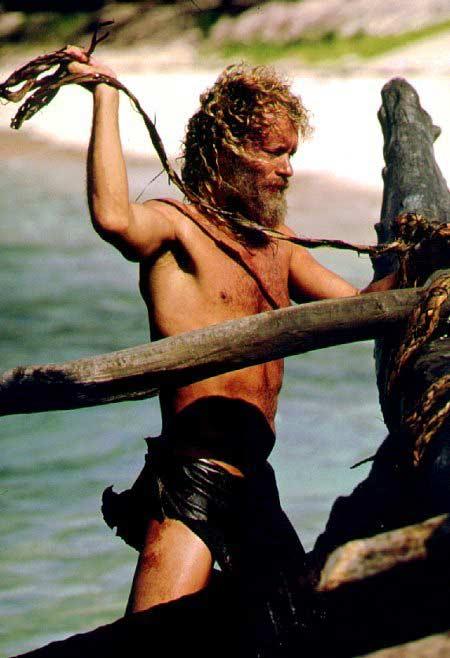 Video phim:  Một mình trên hoang đảo - 4
