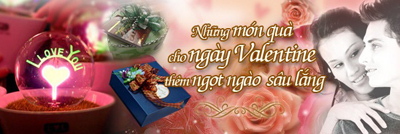 Quà tặng Valentine độc đáo tại Nhanh.vn - 1