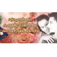 Quà tặng Valentine độc đáo tại Nhanh.vn