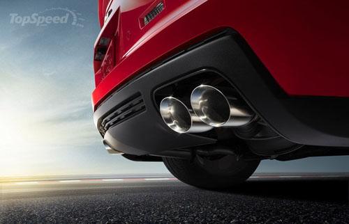 Chevrolet Camaro ZL1 2012 nhìn là mê - 11