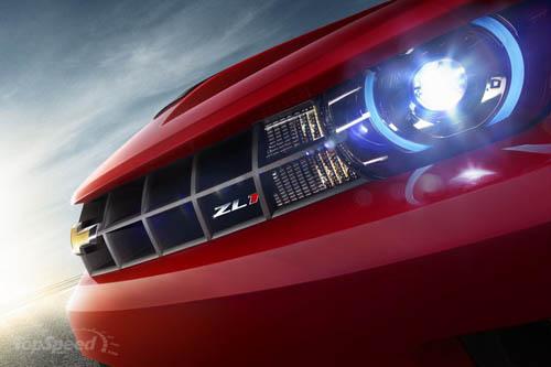 Chevrolet Camaro ZL1 2012 nhìn là mê - 12