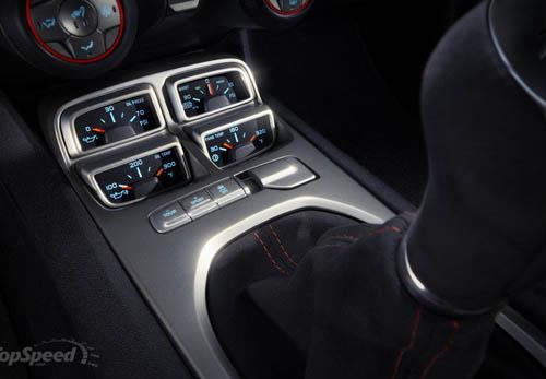 Chevrolet Camaro ZL1 2012 nhìn là mê - 8