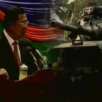 Thủ tướng Campuchia tuyên bố chiến tranh