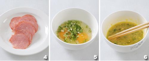 Dai dai... bánh trứng cuộn 3 lớp - 2