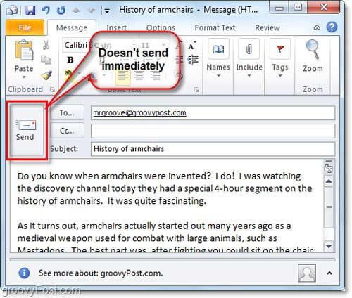 Đặt chế độ gửi – nhận email tự động trong Outlook 2010, Tin học văn phòng, Công nghệ thông tin, Che do gui email tu dong trong Outlook 2010, Outlook 2010, gui mail tu dong, mail, Outlook, vi tinh, internet