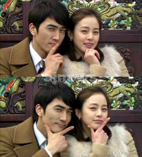 """Kim Tae Hee - Song Seung Heon """"phim giả tình thật""""? - 3"""