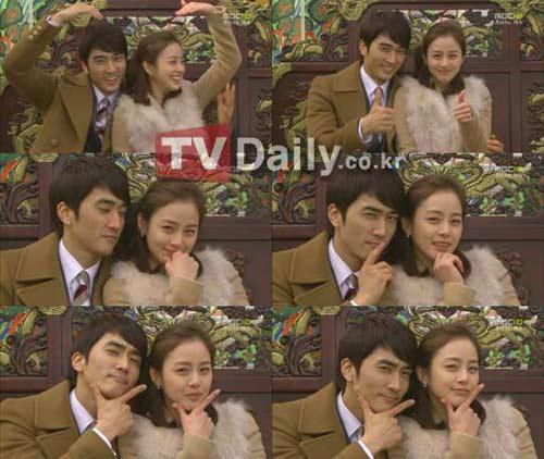 """Kim Tae Hee - Song Seung Heon """"phim giả tình thật""""? - 2"""