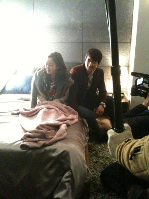 """Kim Tae Hee - Song Seung Heon """"phim giả tình thật""""? - 4"""