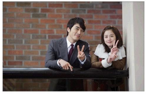 """Kim Tae Hee - Song Seung Heon """"phim giả tình thật""""? - 7"""