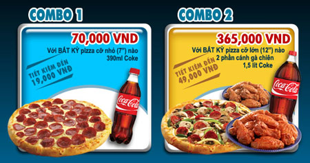Dominos Pizza ht khch u Xun vi dch v t hng Online, Buffet  Fast food, m thc, 