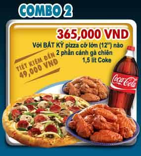 Domino's Pizza hút khách đầu Xuân với dịch vụ đặt hàng Online