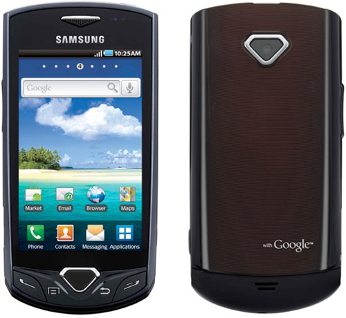 Samsung Gem chạy Android 2.1 - 1