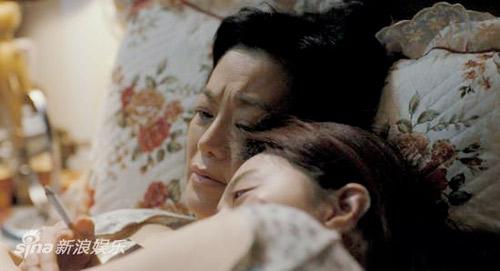 Phạm Băng Băng lộ ảnh trên giường với nữ giới - 1