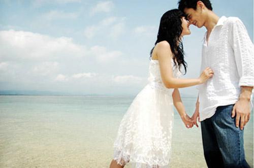 Thơ tình: Tình yêu và sóng biển - 1