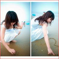 Thơ tình: Tình yêu và sóng biển