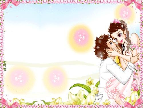 Thơ tình: Hạnh phúc được yêu em - 1