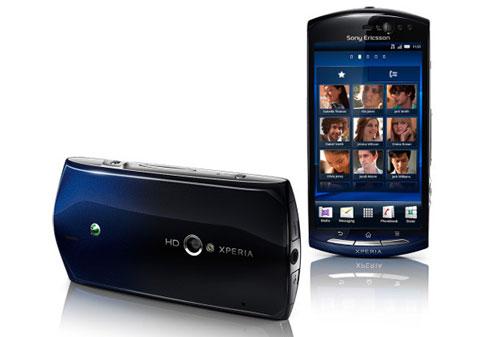 Sony Ericsson Xperia Neo và Pro tại MWC 2011 - 1