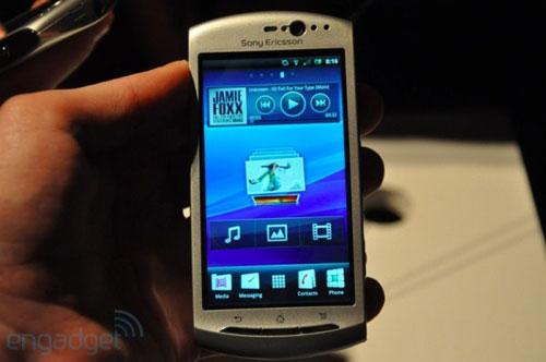 Sony Ericsson Xperia Neo và Pro tại MWC 2011 - 2