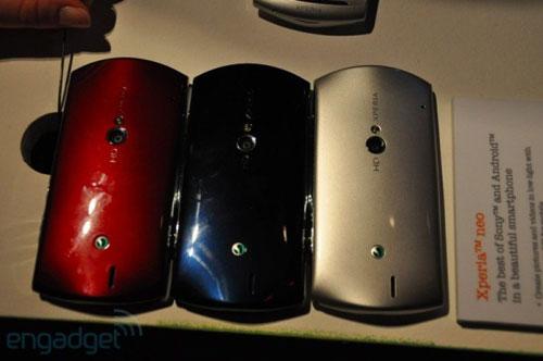 Sony Ericsson Xperia Neo và Pro tại MWC 2011 - 3