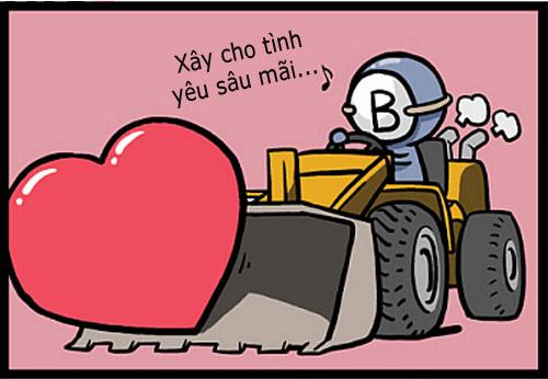 Valentine, các NHÓM MÁU nói về tình yêu - 4