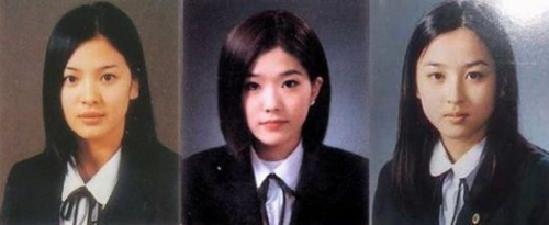 Soi qu kh ca sao Hn, Phim, sao Han, anh qua khu, kangta, ha ji won, khu vuon bi mat, song hye kyo, hyun ah, 4 minute