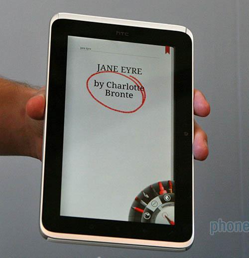 Tablet HTC Flyer có gì khủng? - 5